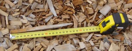 Wood-chip-fuel