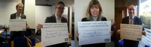 Lewes Hustings RHI support 2