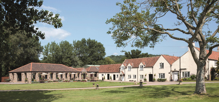 Aldwick Court Farm and Vineyard, Somerset