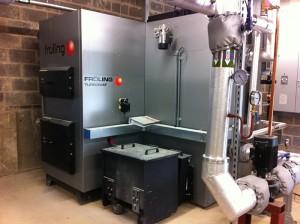 Boiler 2 Turbomat