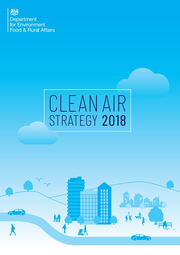 WHA response to Defra Clean Air Strategy